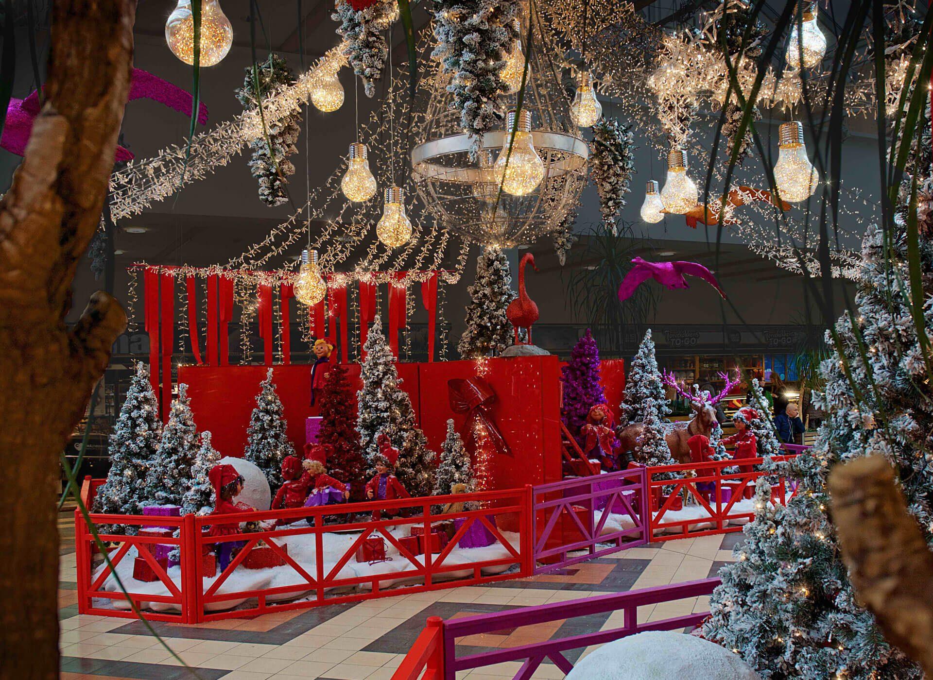 Rødovre Centrum Bad Santa Mk Themed Attractions